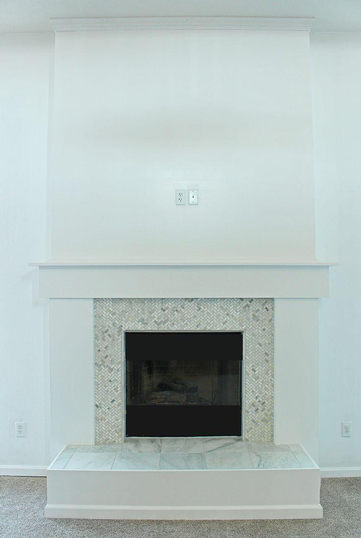 30 best blazing images on pinterest stone fireplaces