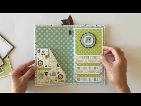 Echo Park Bundle of Joy Folio - YouTube