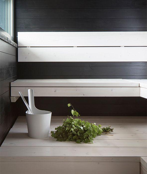 Asuntomessut 2015, kohde 17, sauna