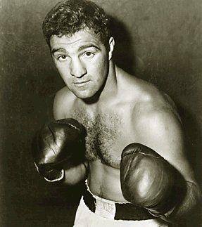 Rocky Marciano. Boxeador