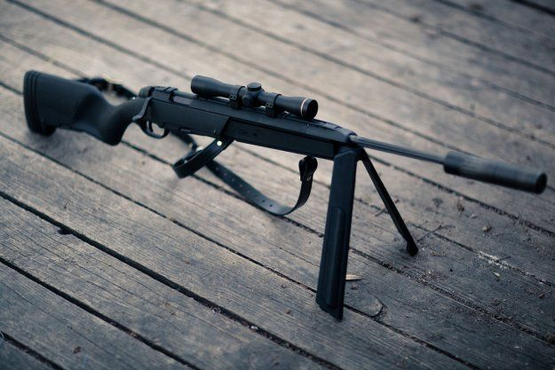 Steyr Scout | 40 Best Rifles Perfect For Hunting Season | Gun Carrier | https://guncarrier.com/best-rifles-hunting-season/