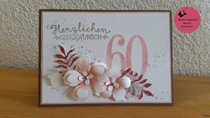 Stampin´Up! Geburtstagskarte