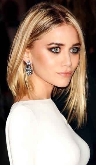 Ashley Olsen ♥ chic hair cut, @Ashley Walters Walters Walters Dyer ha ha!