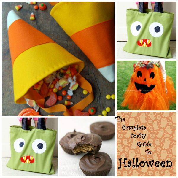 103 Halloween Sewing Projects