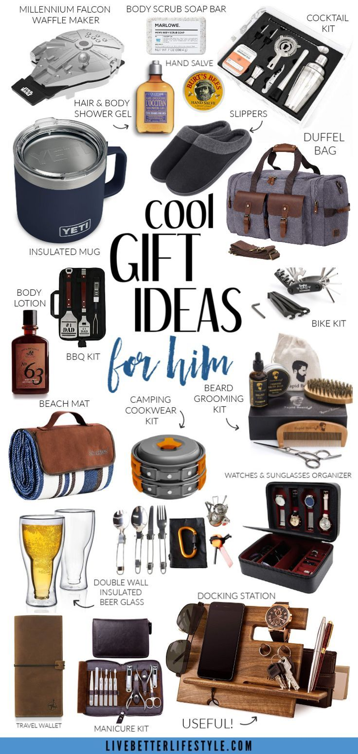 Pin On Gift Guides For Him