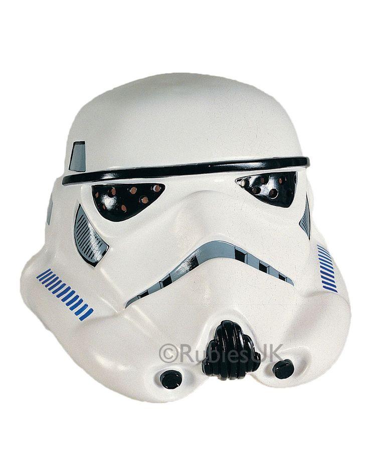 Star Wars. Stormtrooper-maski