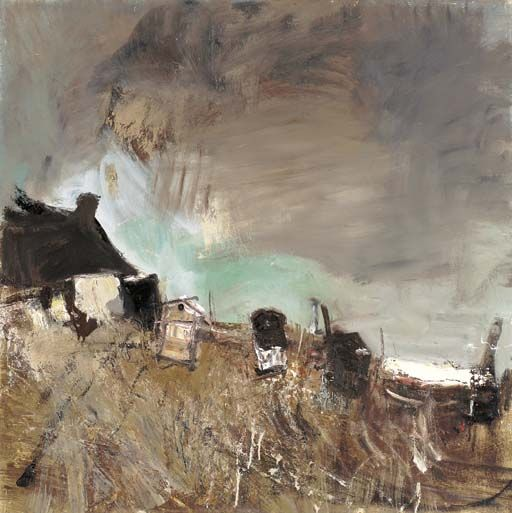 Art Inconnu - Little-known and under-appreciated art.: Joan Eardley (1921-1963)