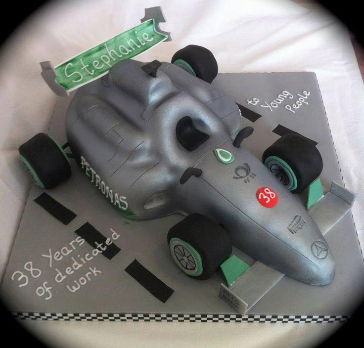f1 car cake template - die besten 25 auto torte mercedes ideen auf pinterest
