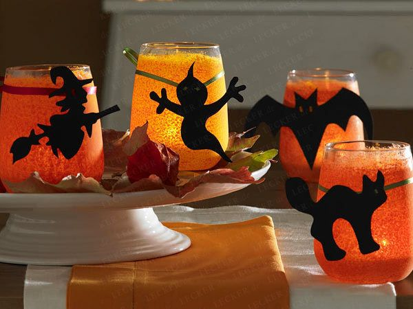 Halloween-Deko - Ideen für die Gruselnacht - halloween-deko-1312 Rezept