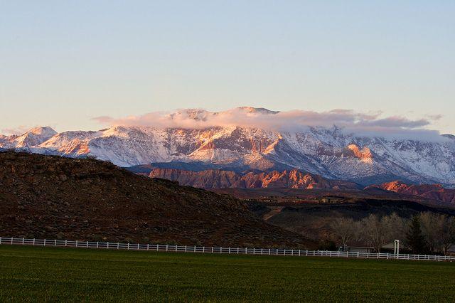 Washington Fields, St. George, Utah | Utah, Landscape ...