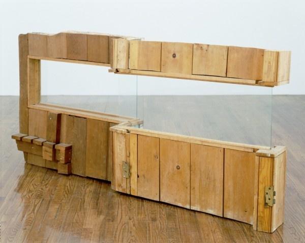 Gordon Matta-Clark, Sauna, 1971 Discover the coolest shows in New York at www.artexperience...
