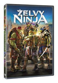 Želvy Ninja DVD Teenage Mutant Ninja Turtles