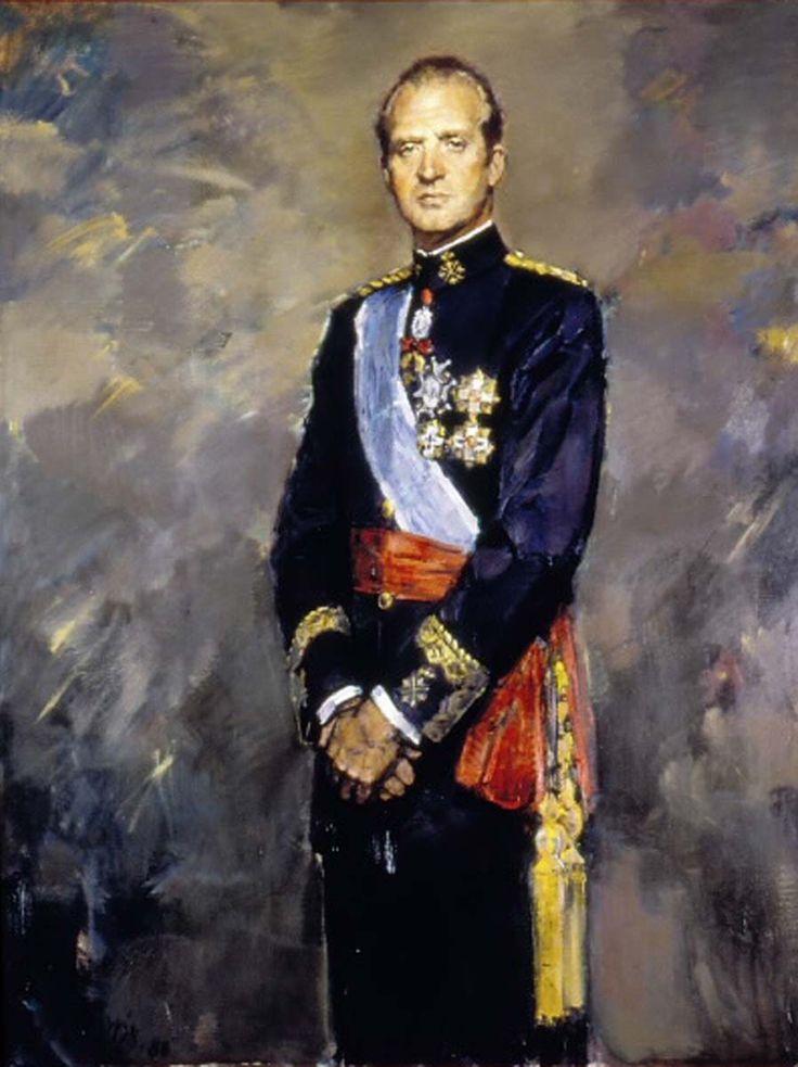 Ricardo Macarrón Juan Carlos I