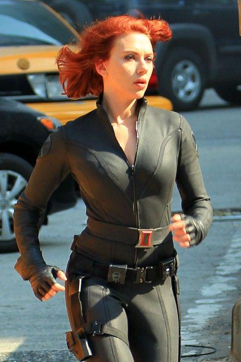 scarlett johansson the avengers | ... Scarlett Johansson ...
