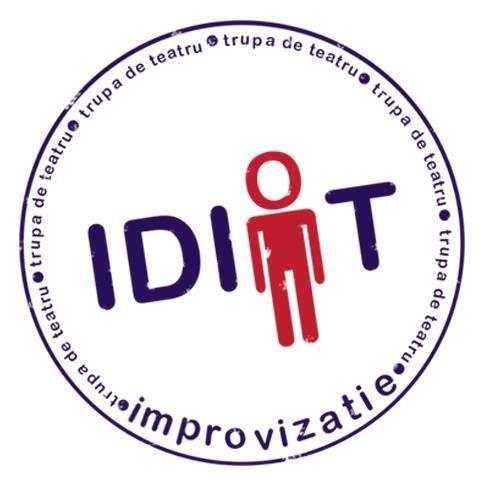 Improvizații cu Trupa de teatru IDIOT în fiecare duminică in Arte #Iasi