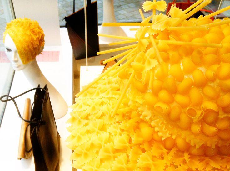 window display - etalage -shop -pasta - www.awardt.be