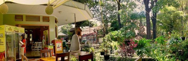 #panorama #TreeHouse #Cafe, #Bandung, #indonesia