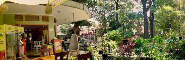 #panorama #TreeHouse #Cafe, #Bandung, #indonesia