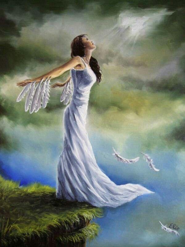 Пусть моё ко мне вернётся. Жизнь по местам расставить все, И мне фортуна улыбнется Ещё.  Легко. Легко, что даже страшно, Словно над пропастью стою. Смеюсь,в душе от счастья плача, Пою.  Лечу я в небо, словно птица, И поднимаясь в облака. Как жаль, что это только снится Пока.