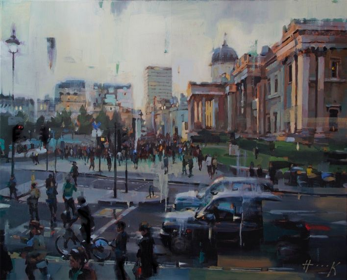 National Gallery - Christian Hook