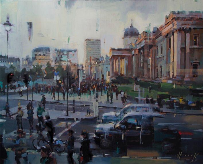National Gallery - Christian Hook