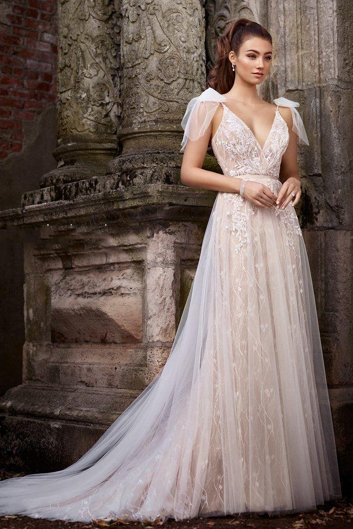 Martin Thornburg 119267 Moira Mon Cheri Wedding Dresses Bridal