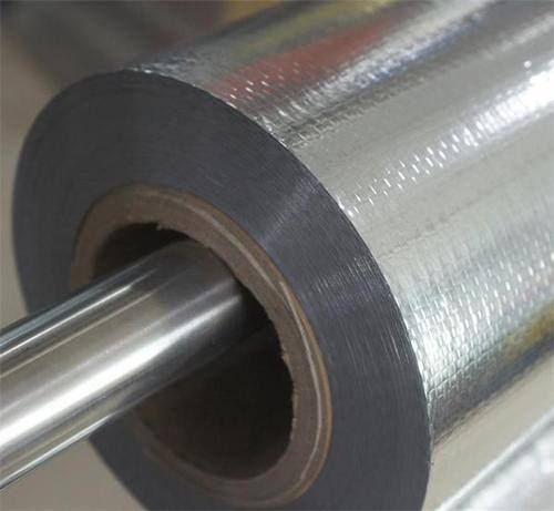 Pure #Aluminium_Foil #Insulation We are a trusted organization of this domain in offering a wide gamut of Under #Roof_Insulation Material to our valued customers. These products are manufactured from high-grade components that are sourced from the authentic suppliers of the market. Offered products are widely acknowledged by the clients for their flawless finishing and long service life. The reflective face of this material will be placed on both side and have pure aluminum for a radiation…