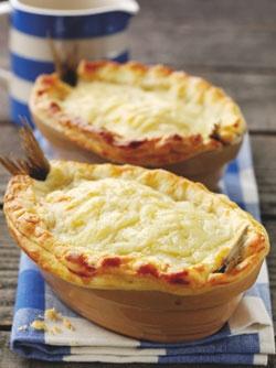 Celebrate St Piran's Day with a Cornish Stargazy Pie