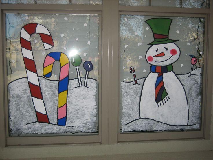 Best 25 School Window Decorations Ideas On Pinterest