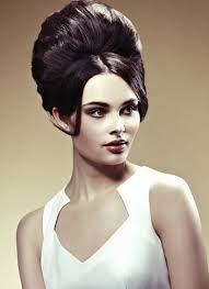 60s hair style