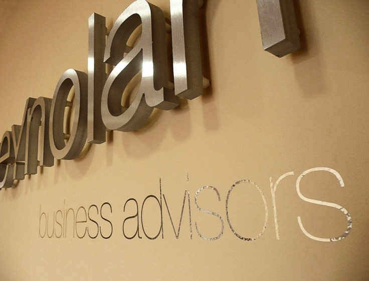 Harney Nolan Business Advisors - Signage www.akgraphics.ie