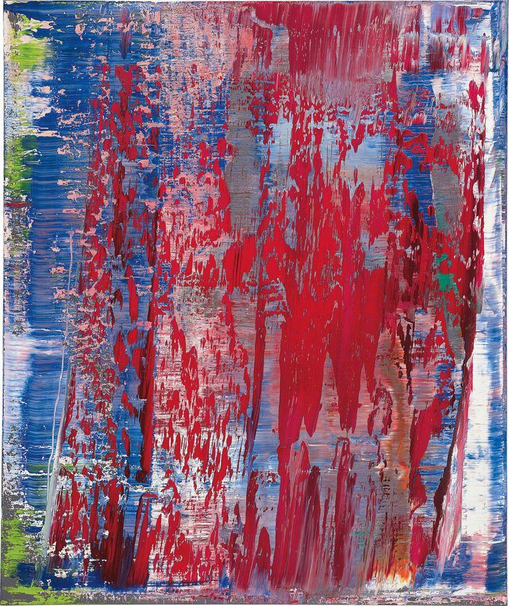 Thunderstruck (Gerhard Richter (German, b. 1932), Abstraktes Bild...)