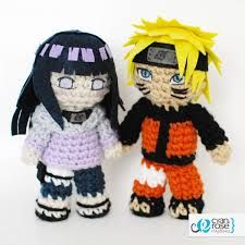 Image result for free naruto crochet patterns