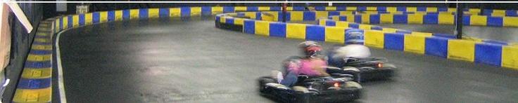 Miramar Speed Circuit indoor go kart racing
