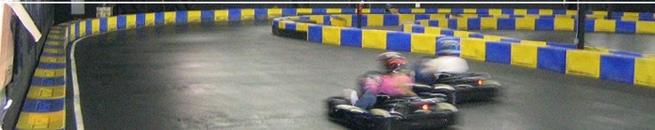 Miramar Speed Circuit indoor go kart racing