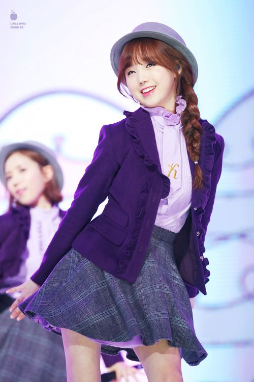 Lovelyz | Kei | Lovelyz performing @ MBC MUSIC Festival