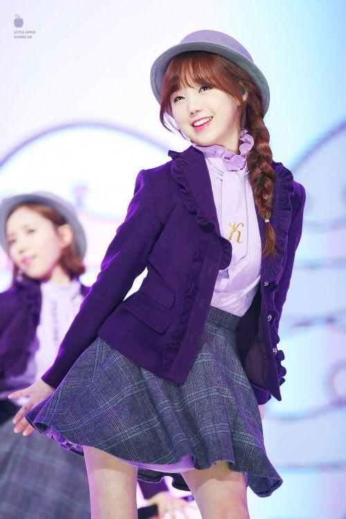 Lovelyz | Kei | Lovelyz performing @ MBC MUSIC Festival