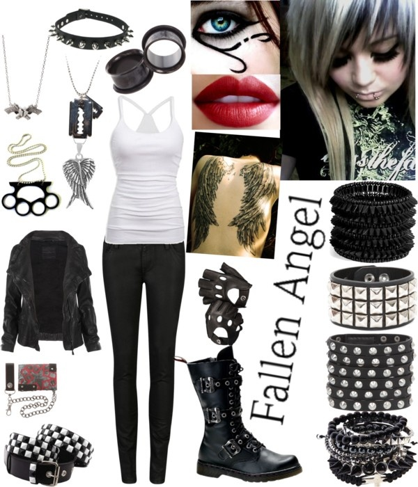 Popular Fallen Angel Clothing Buy Cheap Fallen Angel: 185 Best Emo Clothes Images On Pinterest
