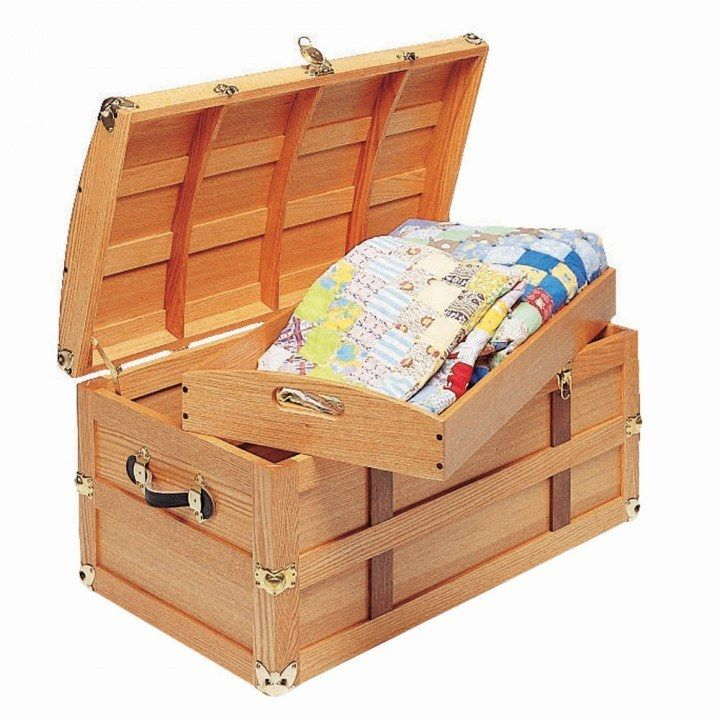 Woodworking Projects Plans: 38 Best Images About DIY Trunk / Chest Projects & Plans On