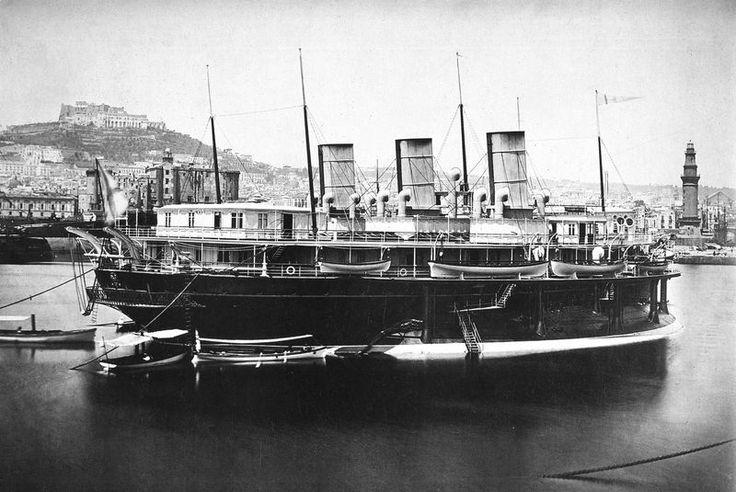 Imperial Yacht Livadia