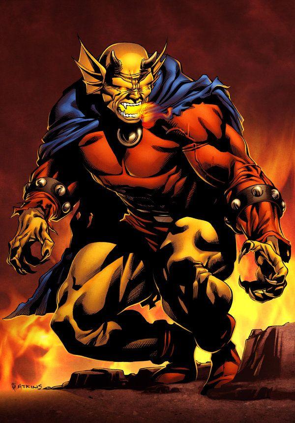 Ertigan The Demon by spidermanfan2099.deviantart.com