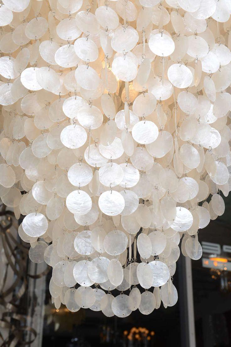 17 Best Images About Capiz Shell Beauty On Pinterest