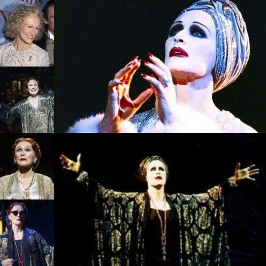 Sunset Boulevard Quotes: Glenn Close-Sunset Boulevard As Norma Desmond