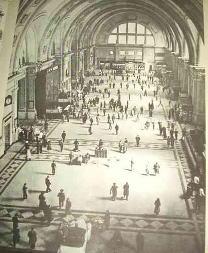 Constitucion Train Station