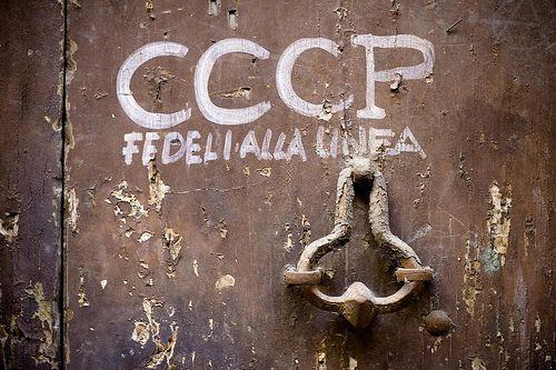 I CCCP sono il gruppo simbolo di 50 anni di musica Indie per gli addetti ai lavori