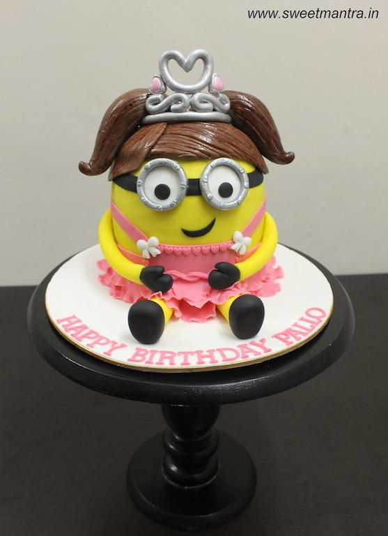 Cake Decor Pune : 316 best images about Minion Cakes on Pinterest Minion ...