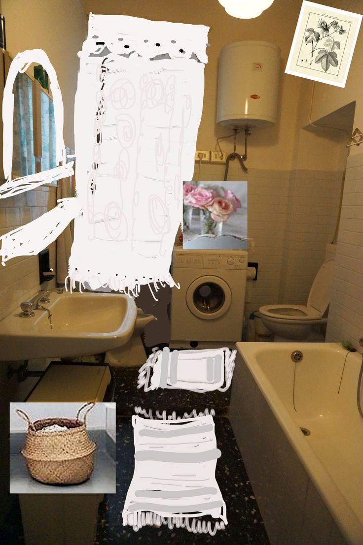 Oltre 25 fantastiche idee su piastrelle del bagno grigie - Piastrelle grigie bagno ...