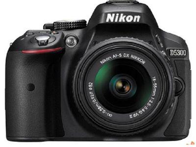 Nikon D5300 18-55mm VR II Kamera DSLR | specification