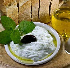 Cucumber & Yogurt Sauce | Grill | Pinterest