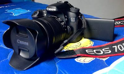 Harga Kamera Canon Eos 70d Kit III dan Spesifikasi